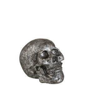 image-Skull Resin Aghen Figurine Happy Larry Size: 25cm H x 18cm W x 26cm D