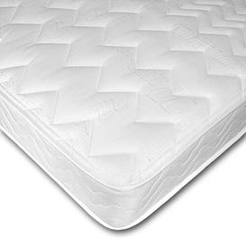 image-Revivo Kids Anti Allergy 3-zone Open Coil Mattress Airsprung Beds Size: Single (3')