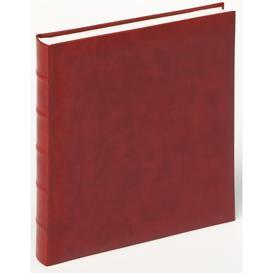 image-Photo Album Marlow Home Co. Colour: Red, Size: 32cm H x 30cm W x 4cm D