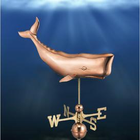 image-Broomsedge Whale Weathervane Sol 72 Outdoor