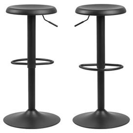 image-Patsy Height Adjustable Swivel Bar Stool Brayden Studio