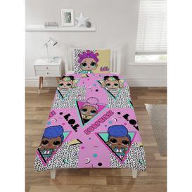 image-LOL Surprise Kids Cotton Bedding Set - Single