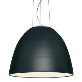 image-Nur LED Pendant by Artemide Charcoal grey