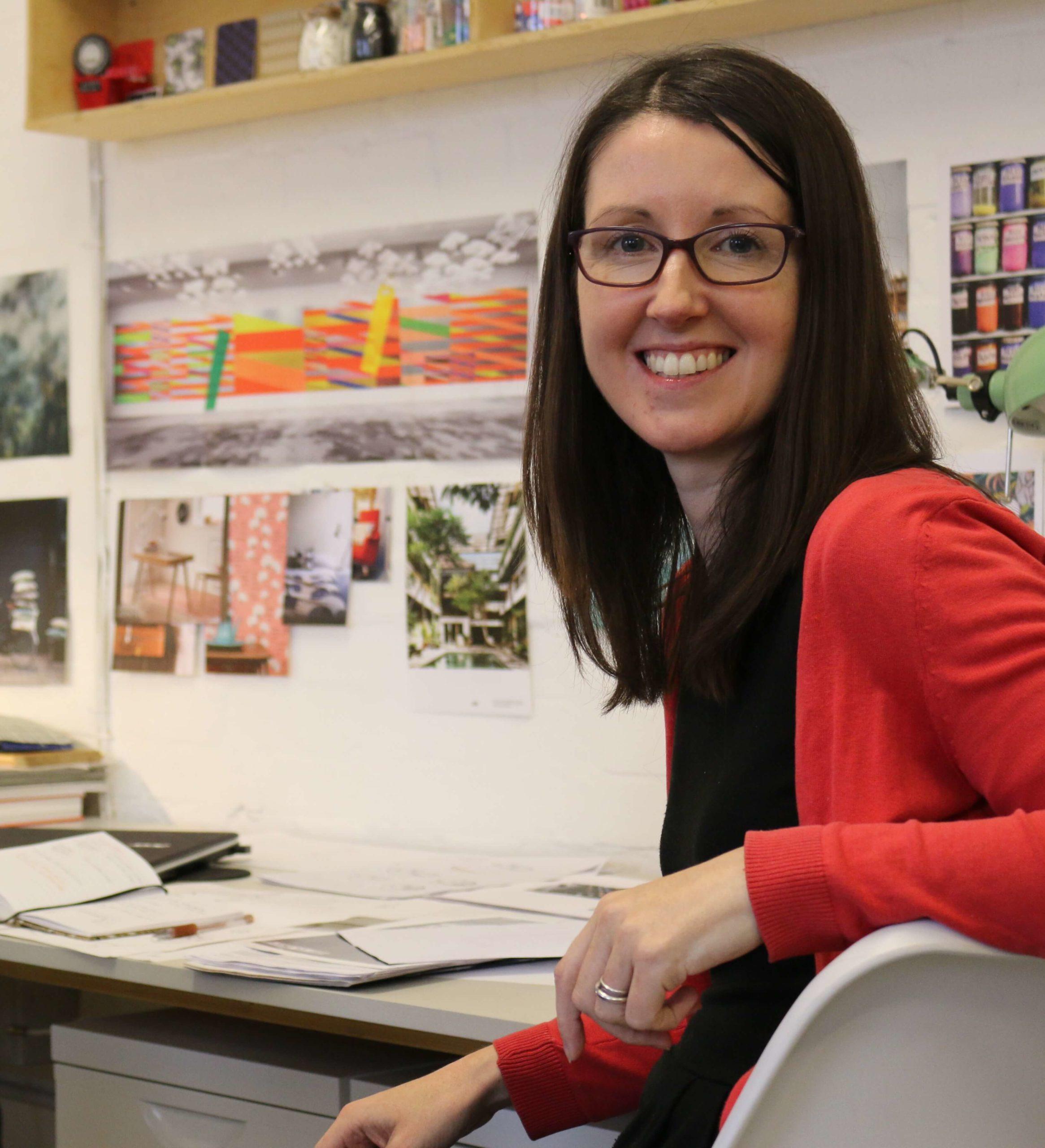 Audrey Whelan avatar image