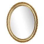 image-Oval Mirrors