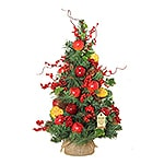 image-Tabletop Christmas Trees