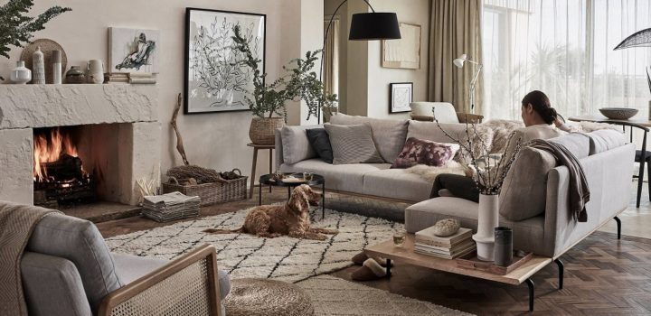 Cosy design ideas for your living room
