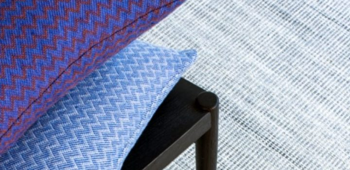 Choosing Feel-Good Colours And Materials This Spring by Claire Gaudion