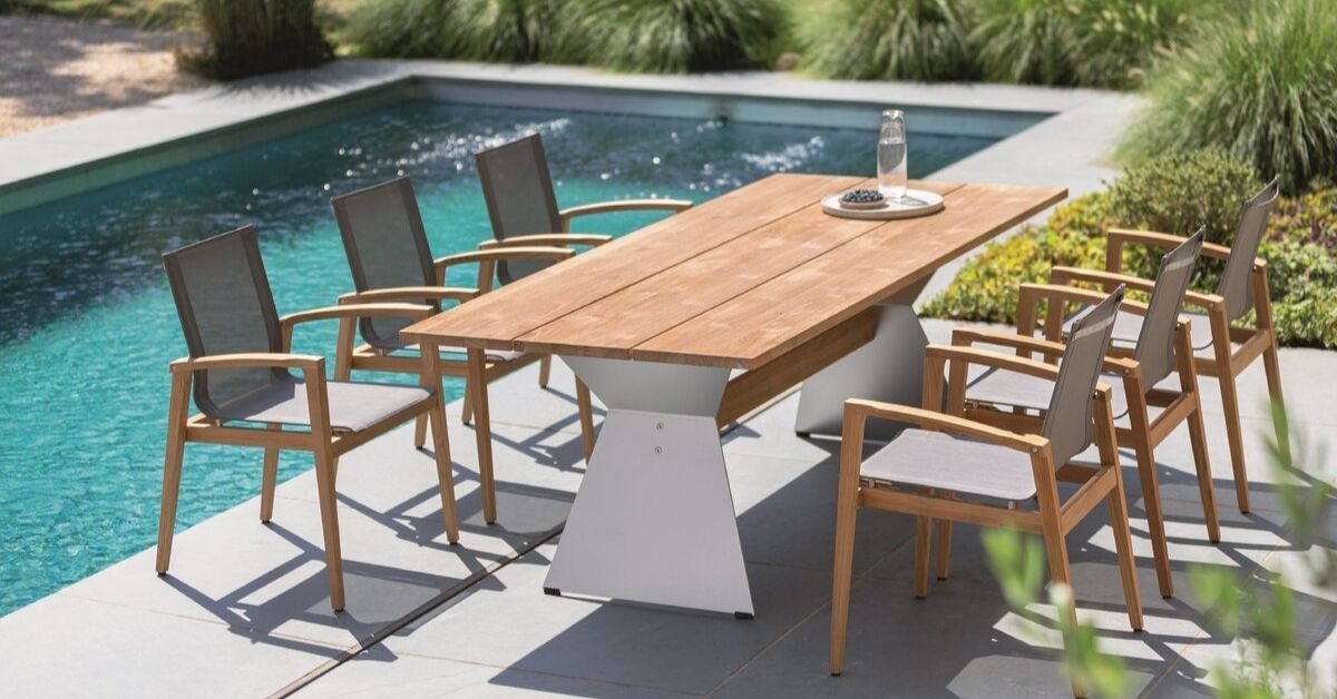 The perfect Outdoor Furniture from Wayfair