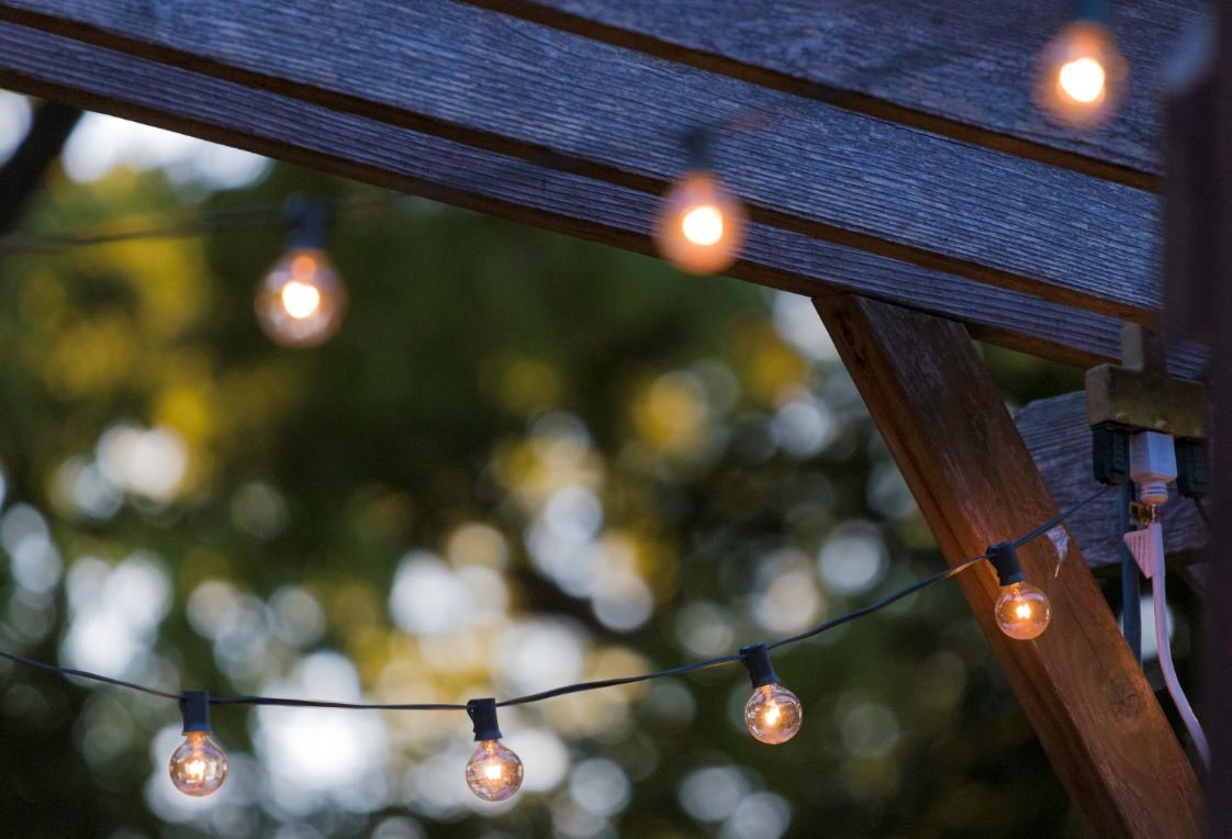 Outdoor Lights from Cherry Lane